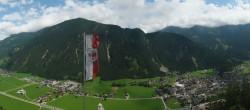 Archived image Webcam Mayrhofen im Zillertal: Zimmereben 08:00