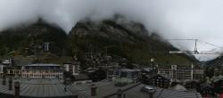 Archived image Webcam Panorama Hotel Zermatterhof 04:00