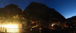 Archiv Foto Webcam Panorama Zermatterhof 00:00