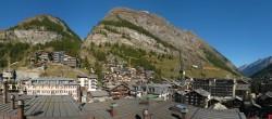 Archiv Foto Webcam Panorama Zermatterhof 04:00