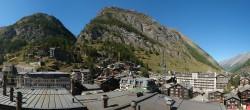 Archiv Foto Webcam Panorama Zermatterhof 08:00