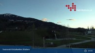 Archiv Foto Wattens: Swarovski Kristallwelten Video-Webcam 04:00