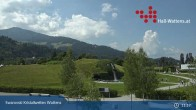 Archiv Foto Wattens: Swarovski Kristallwelten Video-Webcam 05:00