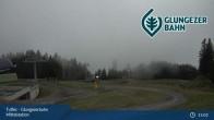 Archiv Foto Webcam Tulfes: Blick von der Mittelstation am Glungezer 09:00