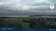 Archived image Webcam Rügen: Pilot Tower Mönchgut 01:00