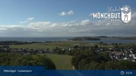 Archived image Webcam Rügen: Pilot Tower Mönchgut 09:00