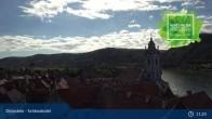 Archiv Foto Webcam Dürnstein: Stadt an der Donau 05:00