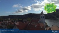 Archiv Foto Webcam Dürnstein: Stadt an der Donau 09:00