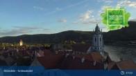 Archiv Foto Webcam Dürnstein: Stadt an der Donau 11:00