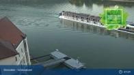 Archived image Webcam Dürnstein - View Danube 01:00