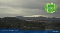Archiv Foto Webcam Wachau: Blick auf Donau und Stift Melk 03:00