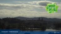 Archiv Foto Webcam Wachau: Blick auf Donau und Stift Melk 07:00