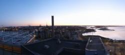 Archived image Webcam Helsinki Shipyard 01:00