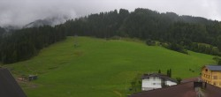 Archived image Webcam Fieberbrunn - Sporthotel Fontana 04:00