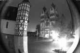 Archived image Webcam Limburg Cathedral St. George 20:00