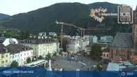 Archived image Webcam Bolzano - Hotel Citta - Walther Square 21:00