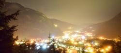 Archived image Webcam View of Mayrhofen im Zillertal 18:00
