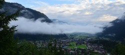 Archived image Webcam View of Mayrhofen im Zillertal 00:00