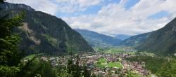 Archived image Webcam View of Mayrhofen im Zillertal 08:00