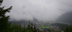 Archived image Webcam View of Mayrhofen im Zillertal 12:00