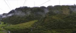 Archived image Webcam Ski Arlberg: Town of Stuben 07:00