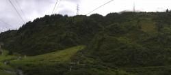 Archived image Webcam Ski Arlberg: Town of Stuben 11:00