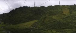 Archived image Webcam Ski Arlberg: Town of Stuben 13:00