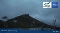 Archived image Webcam Oberstdorf: Möserbahn Top Station 23:00