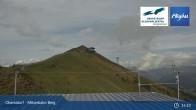 Archived image Webcam Oberstdorf: Möserbahn Top Station 09:00
