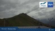 Archived image Webcam Oberstdorf: Möserbahn Top Station 11:00