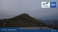 Archived image Webcam Oberstdorf: Möserbahn Top Station 13:00