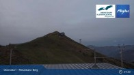 Archived image Webcam Oberstdorf: Möserbahn Top Station 19:00