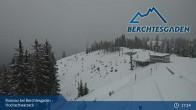 Archiv Foto Webcam Hochschwarzeck, Ramsau bei Berchtesgaden 11:00