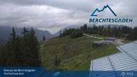 Archiv Foto Webcam Hochschwarzeck, Ramsau bei Berchtesgaden 21:00