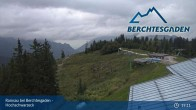 Archiv Foto Webcam Hochschwarzeck, Ramsau bei Berchtesgaden 23:00