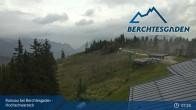 Archiv Foto Webcam Hochschwarzeck, Ramsau bei Berchtesgaden 01:00