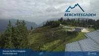 Archiv Foto Webcam Hochschwarzeck, Ramsau bei Berchtesgaden 03:00
