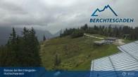 Archiv Foto Webcam Hochschwarzeck, Ramsau bei Berchtesgaden 05:00