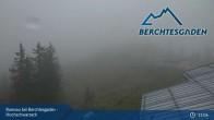 Archiv Foto Webcam Hochschwarzeck, Ramsau bei Berchtesgaden 09:00