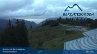 Archiv Foto Webcam Hochschwarzeck, Ramsau bei Berchtesgaden 13:00
