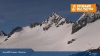 Archived image Webcam Stubai glacier: Daunjoch chair lift 03:00