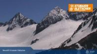 Archived image Webcam Stubai glacier: Daunjoch chair lift 09:00