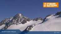 Archived image Webcam Stubai glacier: Daunjoch chair lift 11:00