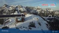 Archived image Webcam Werfenweng (Bischling) 09:00