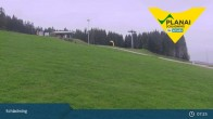 Archiv Foto Webcam Gipfelbahn Hochwurzen 01:00
