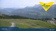 Archived image Webcam Schladming - Planai Bergstation 23:00