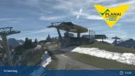 Archiv Foto Webcam Schladming - Planai Bergstation I 12:00