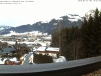 Archived image Webcam Panoramic view of the Kitzbüheler Horn 12:00