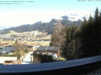 Archived image Webcam Panoramic view of the Kitzbüheler Horn 08:00