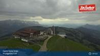 Archiv Foto Webcam Hohe Salve, Hopfgarten im Brixental 06:00